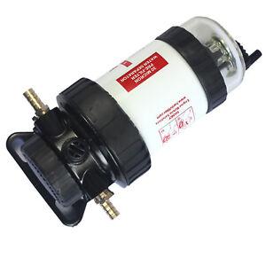 3-8-034-30-Micron-Diesel-Fuel-Filter-Fuel-Pre-Filter-Water-Separator-Kit-Universal