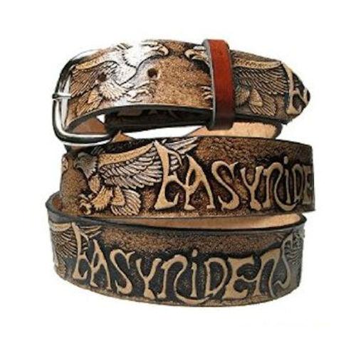 2XL Bullet 69 American Made in pelle in rilievo Cowboy Western CINGHIE Taglie S