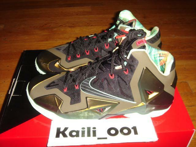 Nike Air Zoom Lebron XI King Pride Elite Multicolor Champ Pack What the Lebron B Comfortable and good-looking