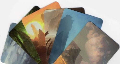 Magic the gathering Plastic dividers Sealed from Holiday Gift Box