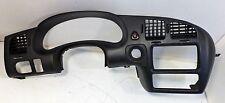 2000-2005 Chevy Monte Carlo Dash Bezel Cluster Trim Radio bezel GM OEM COMPLETE
