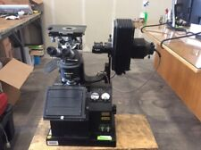 Unitron Ser N Microscope With High Voltage Power Supply Model 55535 Sold As Is