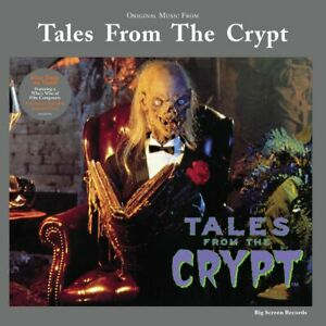 Tales-From-The-Crypt-MUSIC-FROM-THE-TV-SERIES-Spooky-Music-NEW-COLORED-VINYL-LP