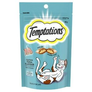 Temptations Tempting Tuna Flavour Cat Treats 85 gram