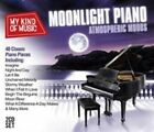 My Kind of Music Moonlight Piano 0698458922120 Various Artists