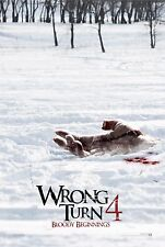 """Wrong Turn 4 Movie Poster 18"""" x 28"""" ID:2"""