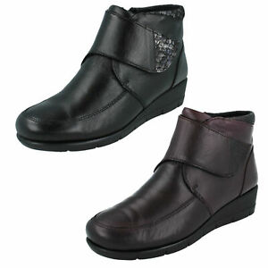 Ladies Padders E Fit Ankle Boots