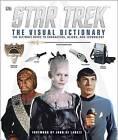 Star Trek: The Visual Dictionary by Paul Ruditis (Hardback, 2013)