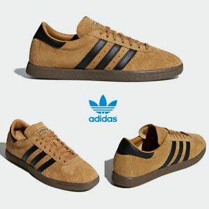 Details about Adidas Originals TOBACCO Shoes Athletic Running Sand Black Yellow CQ2761 SZ 4 13