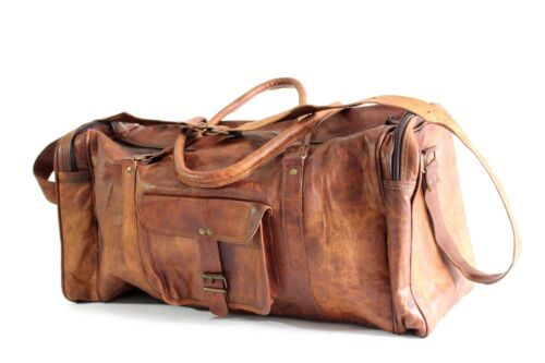 Duffle Retro Travel Shoulder Tote 24
