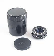 INDUSTAR-69 Russian Leica M39 Lens CHAIKA EXCELLENT BOX