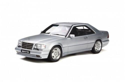 Otto models 731 mercedes-benz c124 e36 AMG plata 1:18 limitado 1//1500
