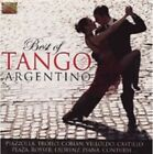 Best of Tango Argentino Various Artists Audio CD