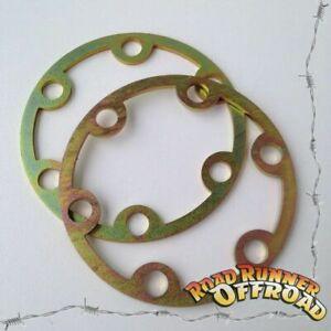 Manual freewheeling hub strengthening reinforcing rings for Nissan GQ GU Patrol