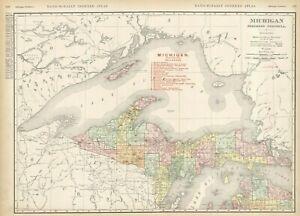 1908-MICHIGAN-Northern-Peninsula-Railroads