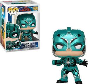 FUNKO-POP-MARVEL-Captain-Marvel-Star-Command-New-Toys-Vinyl-Figure