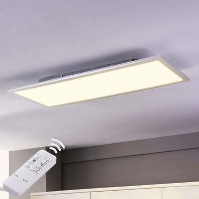 LED Deckenlampe Liv Panel Arbeitszimmer Lampenwelt Lichtfarbe Variabel Dimmbar