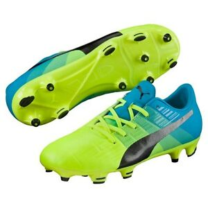 679650a788a Youth Kids PUMA EVOPOWER 1.3 Soccer Cleats JR Size 4.5  100 NEW