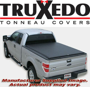 Truxedo 898301 Edge Soft Roll Up Tonneau Cover 2015 2020 Ford F 150 6 5 Bed Ebay