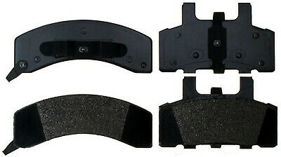 Disc Brake Pad Set-FWD Front Monroe FX376
