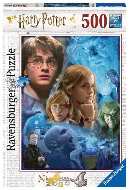 RAVENSBURGER 14821 PUZZLE HARRY POTTER HOGWARTS 500 PIEZAS / Harry Potter Puzzle