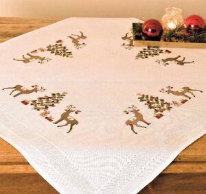 Cruz-Kit-de-80-x-80-cm-del-techo-blanco-bordado-de-renos-arbol-de-Navidad-invierno-49