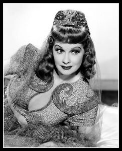 Lucille-Ball-Photo-8X10-The-Magic-Carpet-1951-Lucy-Buy-Any-2-Get-1-FREE