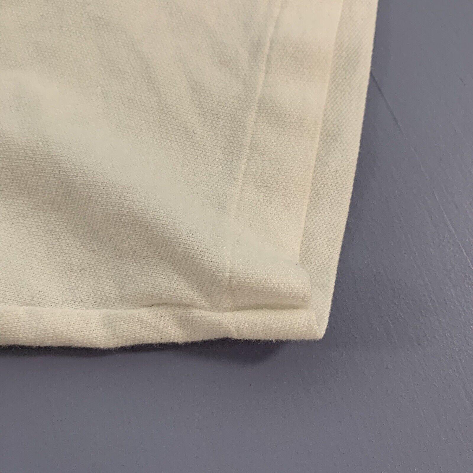 Vtg 80s 90s Polo Sport Tennis Shirt Single Stitch… - image 3