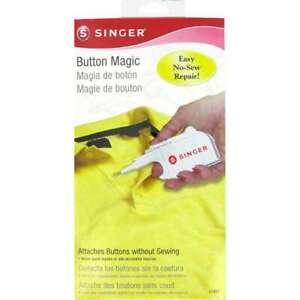 """Singer Button Magic-5/""""X2/"""""""