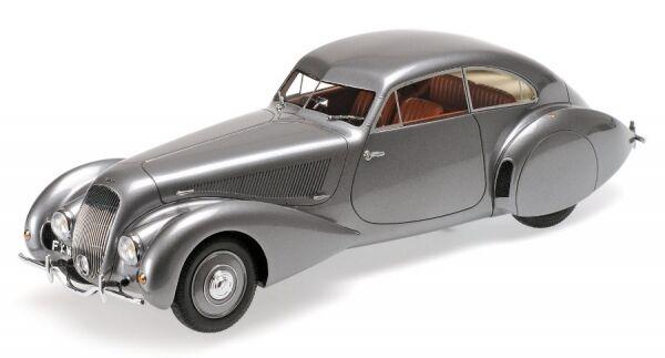 Bentley Embiricos (Gun Metallic) 1938