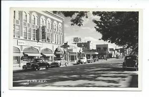 Real Photo Post Card Postcard Elko Nevada Nev Nv # 150 | eBay on battle mountain, carson city, twin falls, spring creek, boulder city, virginia city,