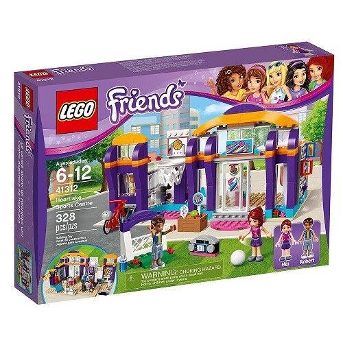 *NEW* Lego FRIENDS  41312  Heartlake Sports Centre - 328 pcs