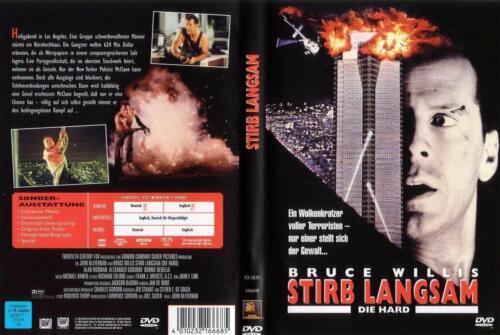 1 von 1 - Stirb langsam - Bruce Willis in Action !! Wie Nagelneu !!