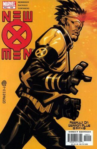 New X-Men Vol #144 1 2001-2004