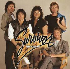 The Best of Survivor by Survivor (CD, Jun-2006, Volcano Records (Japan))