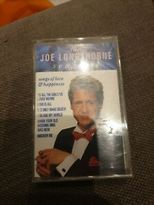The Joe Longthorne Songbook Cassette Tape Songs of Love & Happiness Telstar