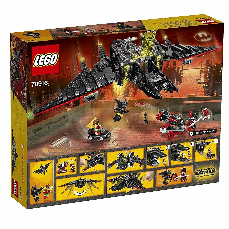 Lego Batuomo Movie  The Batwing 70916 costruzione Kit 1053 Pieces Robin Harley Quinn  negozio di moda in vendita
