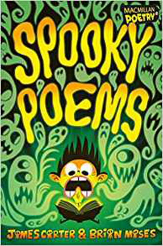 1 of 1 - Spooky Poems, New, Moses, Brian, Carter, James Book