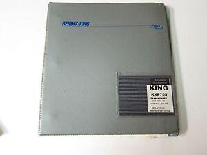 bendix king kxp 755 transponder installation maintenance manual ebay rh ebay com Kolpin KXP Plunger Kolpin KXP Plunger