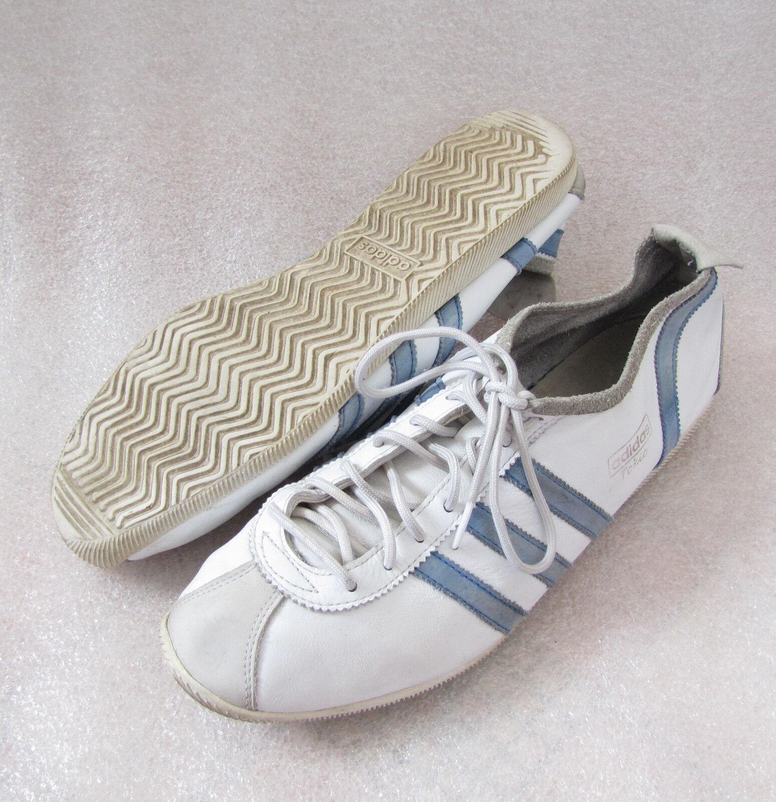 RARE! Adidas Tokio Shoes Size US 11.5 EUR 46  Leather 2008 City