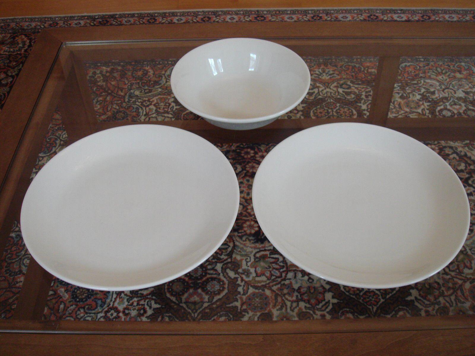 Royal Phonex Japan White Plates Bowl Minimalist Japanese Design Microwave Safe