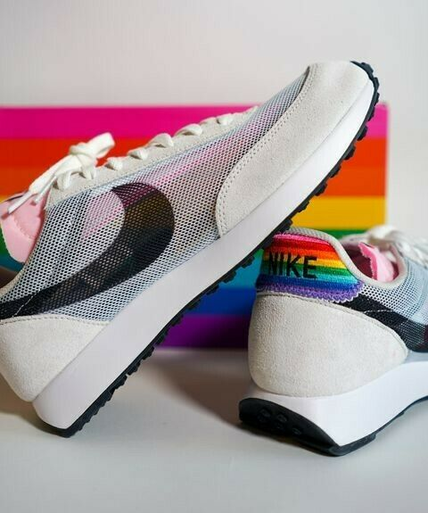Nike Tailwind 79 Be True 2019 -gr 43 BV7930-400 air Rainbow pride NEU