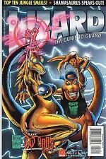 Armada Comics Bad Eggs #2 July 1996 Lizard The Guide To Guano VF