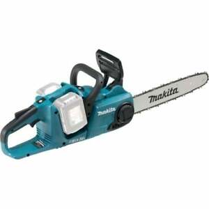 Makita DUC353Z 36v Twin 18v Cordless Brushless Chainsaw 350mm Bar Body Only