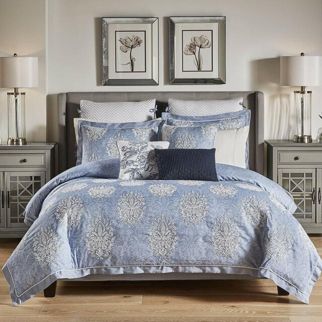 Croscill Zoelle Queen 3 Pc Generously, Croscill Queen Size Bedding Sets