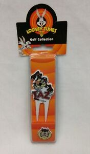 Looney-Tunes-Taz-Golf-Kit-Divot-Repair-Tool-Ball-Marker-Tasmanian-Devil