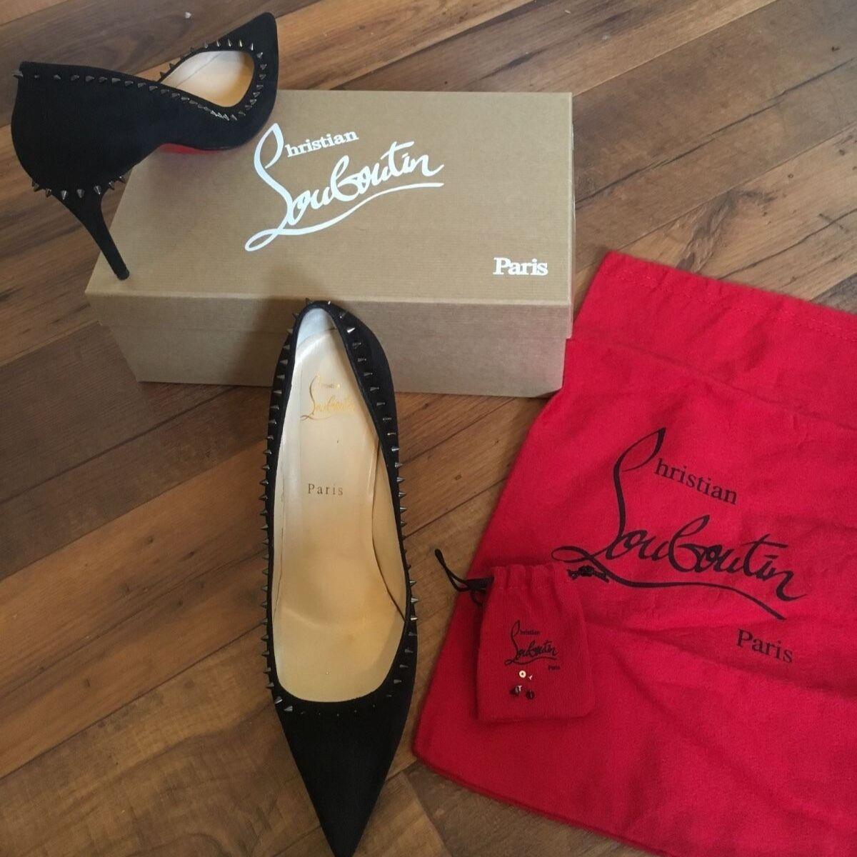 Womens christian louboutin shoes 9 9 9 62ce3b