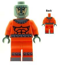 Wrecking Crew Personalizado Minifigura bulldozer de impreso en piezas de Lego