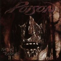 Poison - Native Tongue CAPITOL CD 1993 (077 7 798961 2 7)