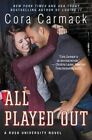All Played Out: A Rusk University Novel by Cora Carmack (Paperback, 2015)